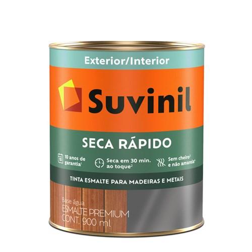 Base A2 Esmalte Suvinil Seca Rapido Acetinado 0,8l
