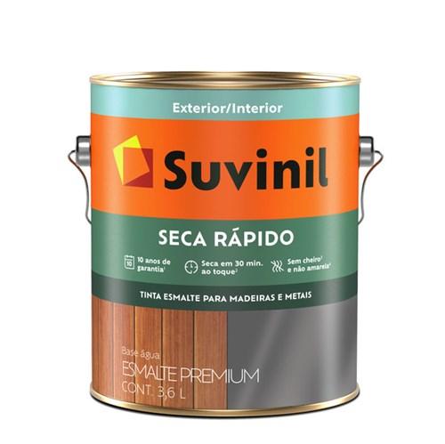 Base A2 Esmalte Suvinil Seca Rapido Acetinado 3,2l