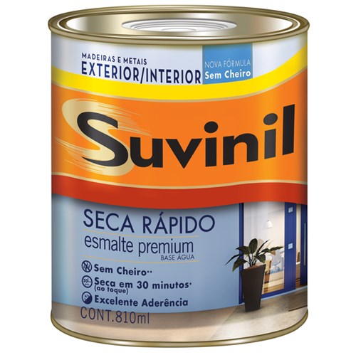 Base C2 Esmalte Seca Rápido Acetinado 0,81L Suvinil