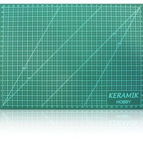 Tudo sobre 'Base de Corte Keramik Hobby 20X30 A4'