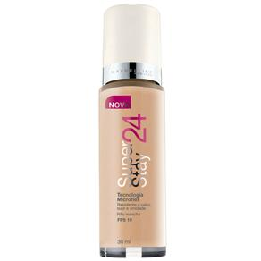 Base Maybelline Super Stay 24h FPS 19 - 30- Classic Ivory