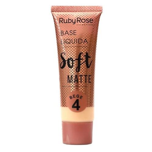 Base Ruby Rose Soft Matte Bege