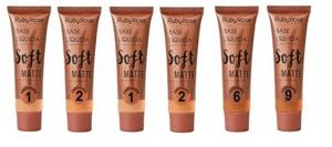 Base Soft Matte Ruby Rose Chocolate