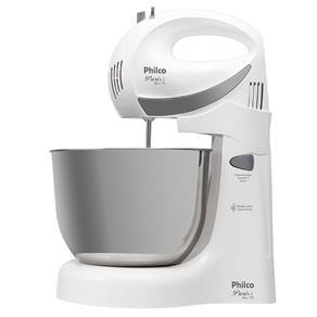 Batedeira Philco Paris Inox 350W - Branca - 220 V