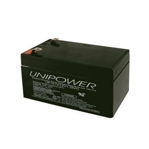 Bateria 12v 1,3a Selada Up1213 Unipower