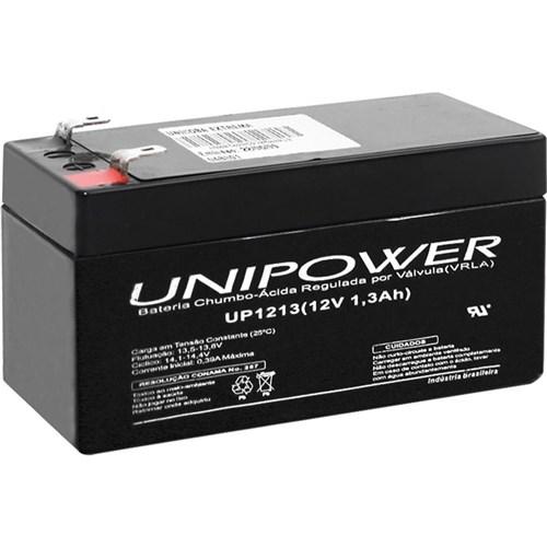 Bateria 12V 1,3Ah - Up1213 - Unipower