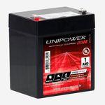 Bateria 12V 5Ah UNIPOWER UP1250 Selada