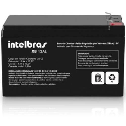 Tudo sobre 'Bateria Alarme Vrla Selada 12v - Xb 12al'