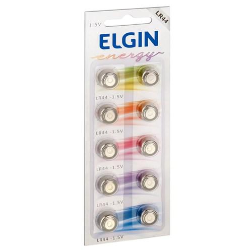 Bateria Alcalina 1,5V Lr44/A76/Ag13 com 10 Unidades 82194 - Elgin