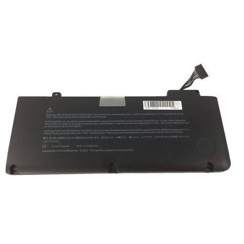 Tudo sobre 'Bateria Apple Macbook Pro 13 A1322 A1278 2009 2010 2011 2012'