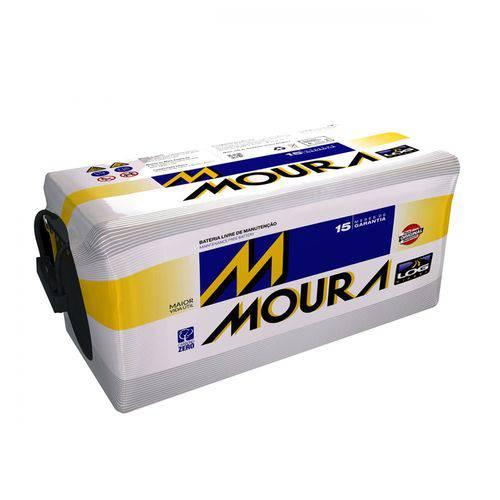 Tudo sobre 'Bateria Automotiva 95 Ah Moura'