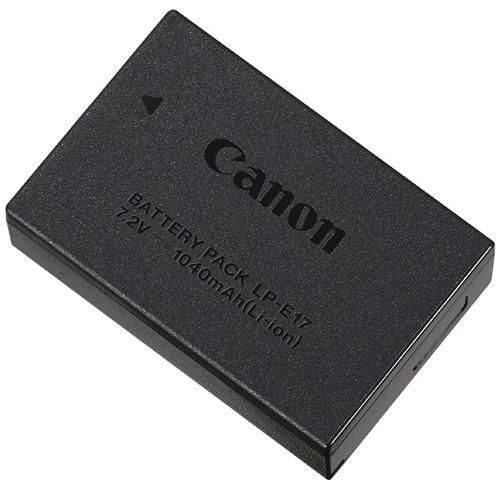 Tudo sobre 'Bateria Canon Lp-e17 para Canon T6i e T6s'