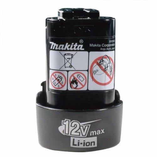 Tudo sobre 'Bateria de Lítio 12v Bl1014 - Makita'