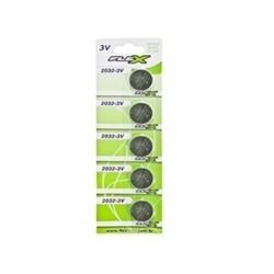 Bateria de Litio 3V Cr 2032 C/5