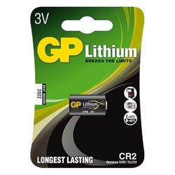 Bateria de Litio 3v Cr2-C1 Gp