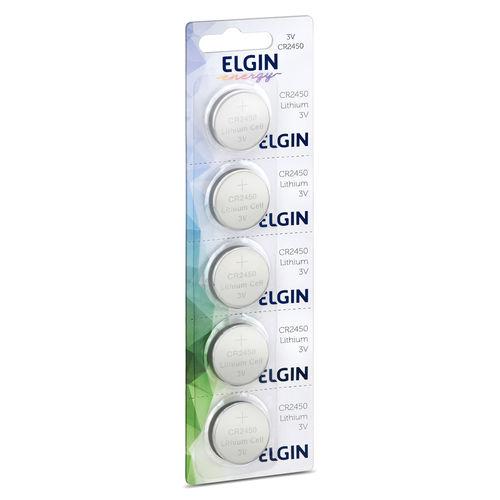 Bateria de Litio 3v Cr2450 82305 Elgin