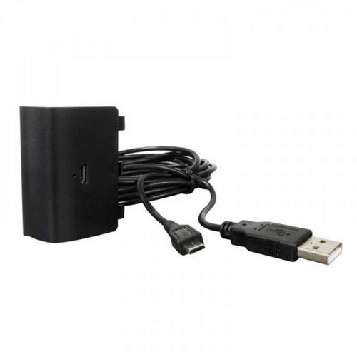 Bateria e Carregador para Controle Xbox One Battery Pack - Hyper Mega