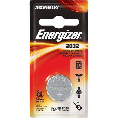 Bateria Energizer 3V de Lítio CR2032