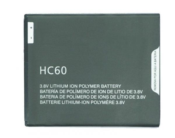Bateria Hc60 Moto C Plus XT1723 XT1726 3780mAh Original - Motorola