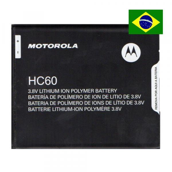 Bateria HC60 Moto C Plus XT1723 XT1726 Motorola Original