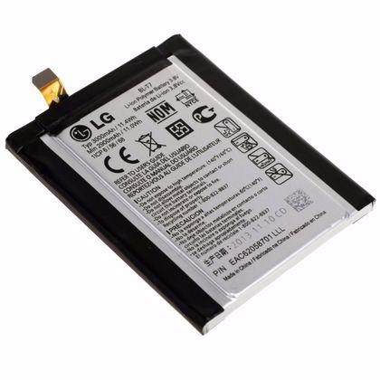 Tudo sobre 'Bateria Lg D805 Optimus G2- Bl-T7 - Original'