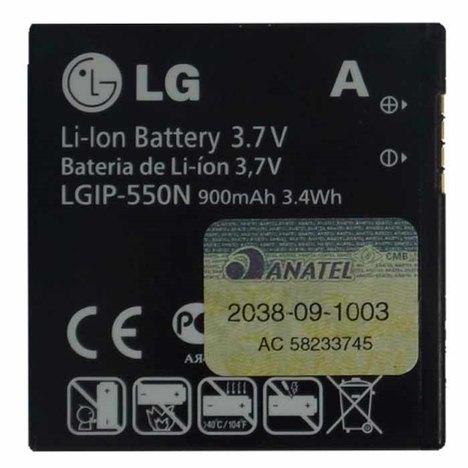 Bateria Lg Ip-550N Original