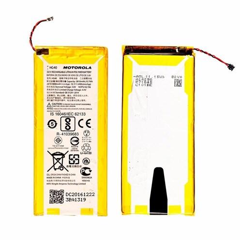 Bateria Motorola Moto G5 Plus Xt1683 ¿ Original - Hg40