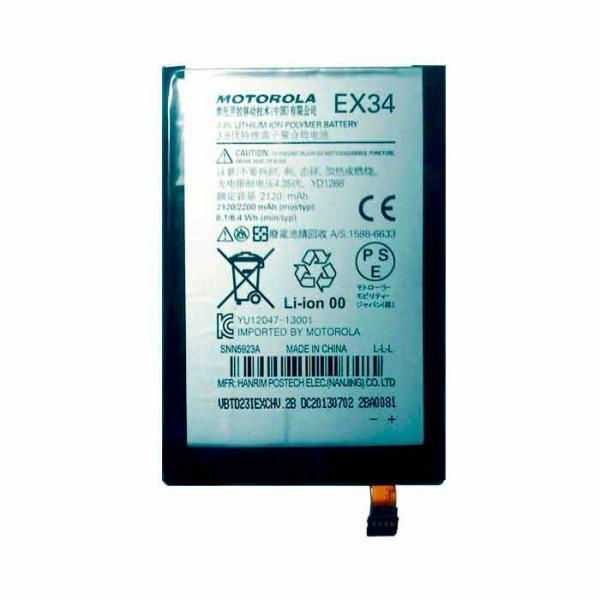 Bateria Motorola MOTO X EX34 Original