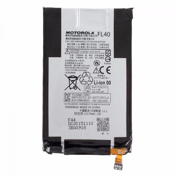 Bateria Motorola Moto X Play Xt1563 Original - FL40