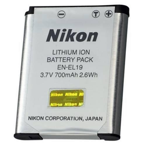 Tudo sobre 'Bateria Nikon En-El19'