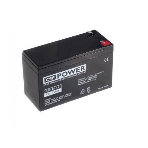Tudo sobre 'Bateria Nobreak CspPower 12v 7ah'