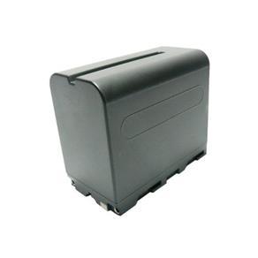 Bateria Np-f960 P/ Sony Np-f930/b Np-f950 Np-f950/b Np-f970