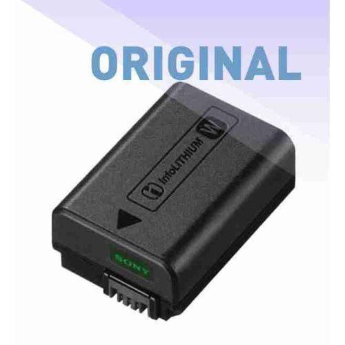 Bateria Recarregável da Série W NP-FW50 ORIGINAL SONY para NEX-3, NEX-3A, NEX-3D, NEX-5, NEX-5K