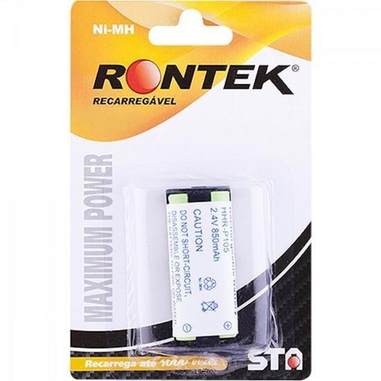 Tudo sobre 'Bateria Recarregável para Telefone Sem Fio 800mah 2,4v Ronte'