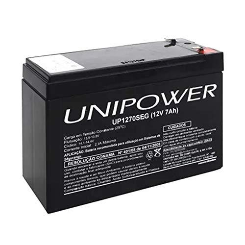 Bateria Recarregavel Selada 12v 7ah Up1270