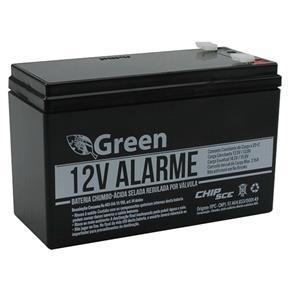 Bateria Recarregavel Selada Green 12v 7a