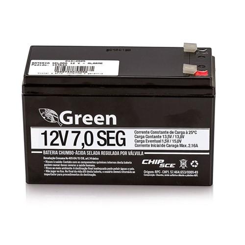 Tudo sobre 'Bateria Selada 12V 7,0 SEG'