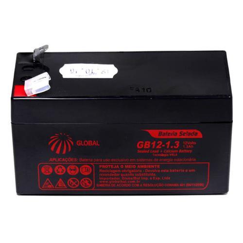 Bateria Selada Global 12v 1.3a