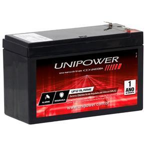 Bateria Selada para Alarme Unipower UP12 12V 4A