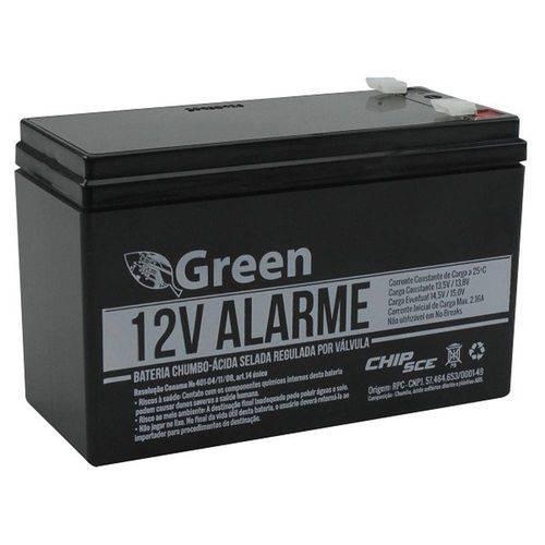 Bateria Selada Recarregável 12V 7Ah para Alarmes e Cerca Elétrica
