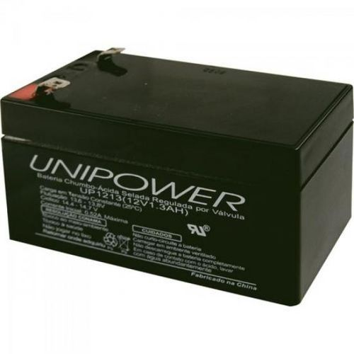 Bateria Selada Up1213 12v 1,3a Unipower