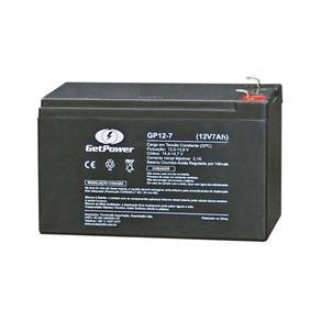 Bateria Selada Vrla (Agm) GetPower 12v 7ah se