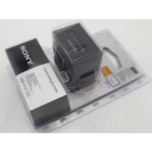 Bateria Sony Np-Fv100 Fv30 Fv50 Fv70 Fh50 Fh70 Np Fv100