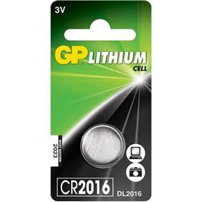 Bateria 3V Cr2016-Ic5 Litio C5 Gp