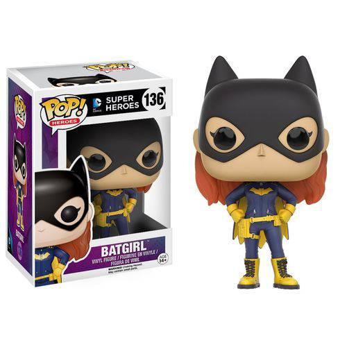 Tudo sobre 'Batgirl 2016 - Funko Pop Heroes'