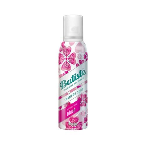 Batiste Shampoo Seco Sedução Floral Blush 150Ml