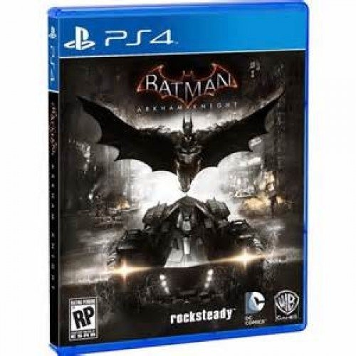 Tudo sobre 'Batman Arkham Knight-Game Ps4'