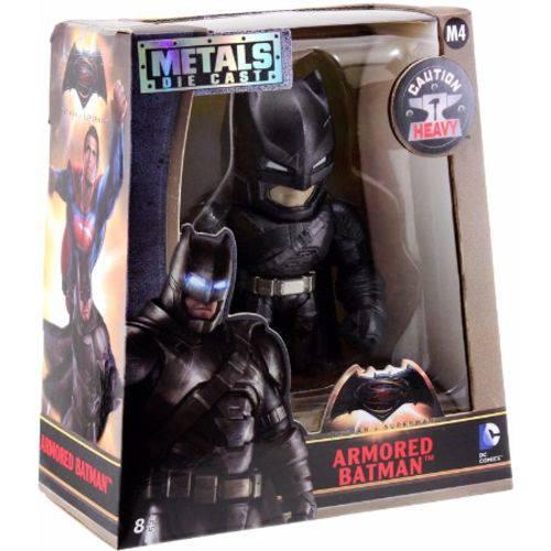 Tudo sobre 'Batman Armored Metals Die Cast M4'