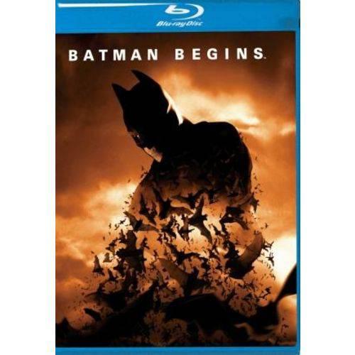 Tudo sobre 'Batman Begins'