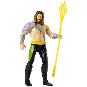 Batman Vs Superman Boneco Aquaman 15cm - Mattel